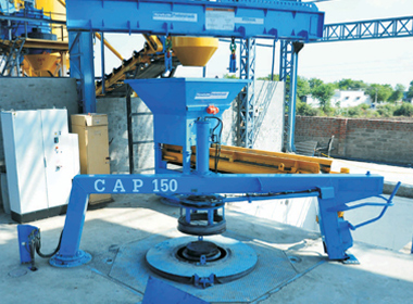 Concrete Pipe Making Machines